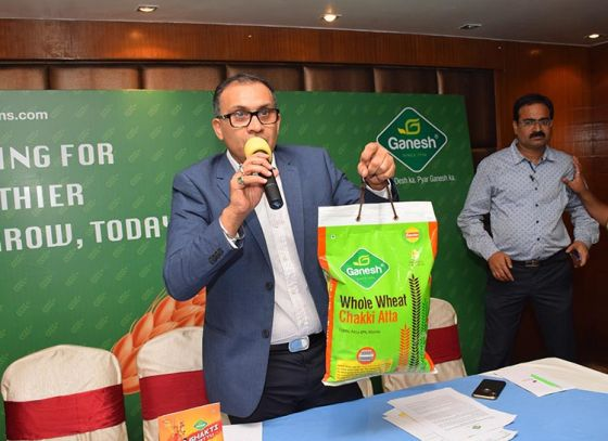 The pan India expansion for Ganesh Grain Lmt.