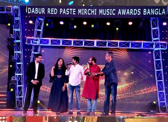 Mirchi Music Award Bangla- The only music award show In West Bengal