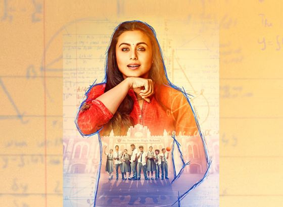 "Rani Mukherjee in Kolkata for ""Hichki"""