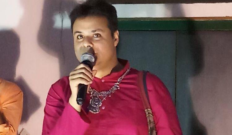 """Aji E Basonte"", joint venture of Aantorik and Sujoy Prasad Chatterjee"