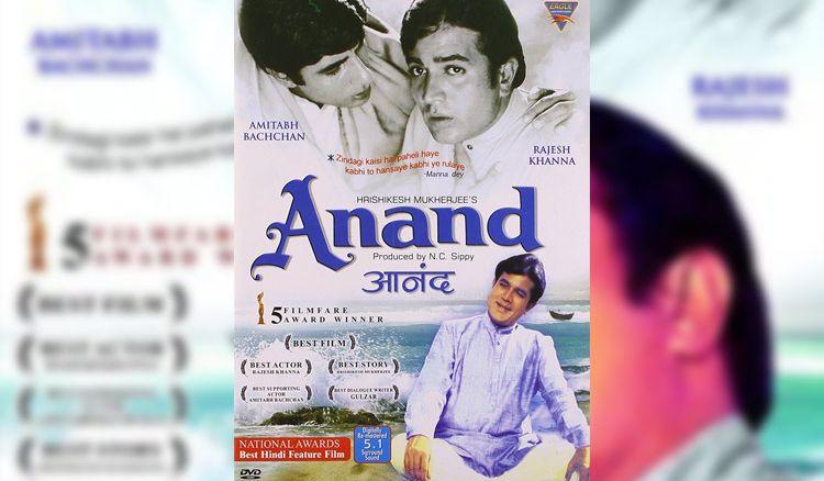"""Anand"" by Rajesh Khanna celebrating 47 years of glory"