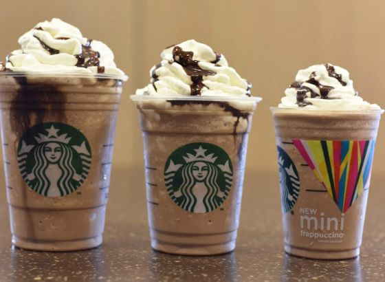 Want to grab a Starbucks Caramel Frappuccino…then read on