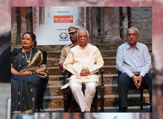 Rejuvenating the Heritage of Kolkata with Shri Keshari Nath Tripathi