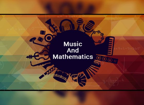 Mathematically musical !