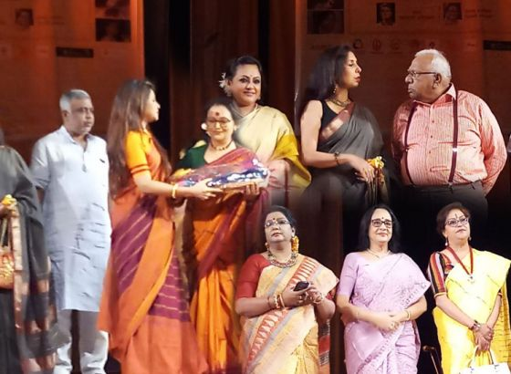 Aaji E Bosonte: spectacular performance by Aantorik and a bevy of luminaries