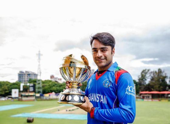 Rashid Khan breaks records