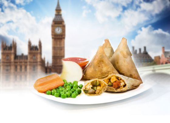 "UK's savoury snack celebration: ""National samosa week"""