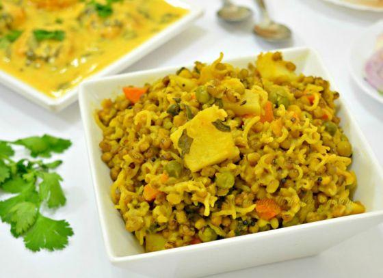 Keema Khichdi – A must try!