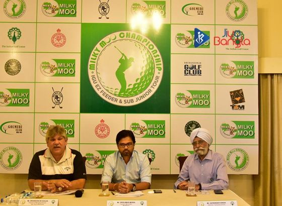 Milky Moo Championship East Zone Feeder & Sub Junior Tour is all set to take off