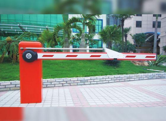 Boom Barriers on Kolkata streets