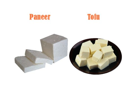 Paneer vs Tofu: How are these different?