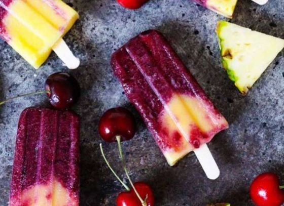 Looking for something Healthy and delicious? Try these popsicles