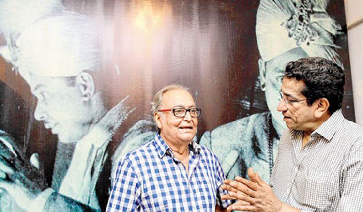Soumitra Chatterjee and Sabyasachi Chakraborty Duo to Hunt Kohinoor in Kolkata