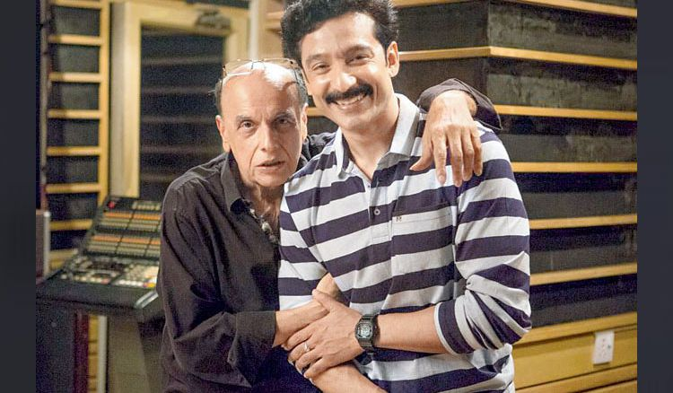 When Tolly meets Bolly in movie sets