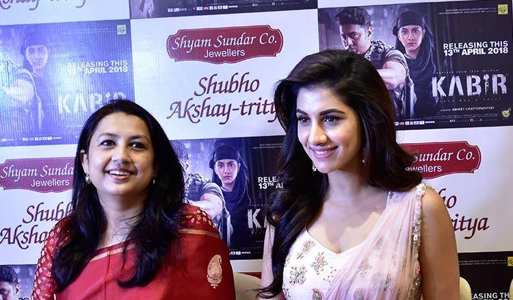 Rukmini Moitra Launches Akshaya Tritiya Collection for Shyam Sundar Co. Jewellers