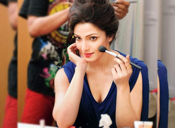 Tanushree Chakraborty falls in love