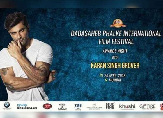 Karan Singh Grover To Be Awarded With Dada Saheb Phalke