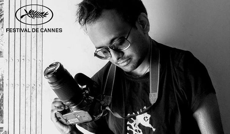 Bengali Filmmaker's work to be displayed in Cannes