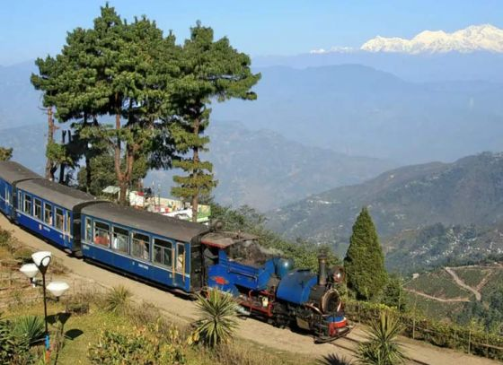Toy trains in Darjeeling soon to have the royal facilities of the 'Palace on Wheels'