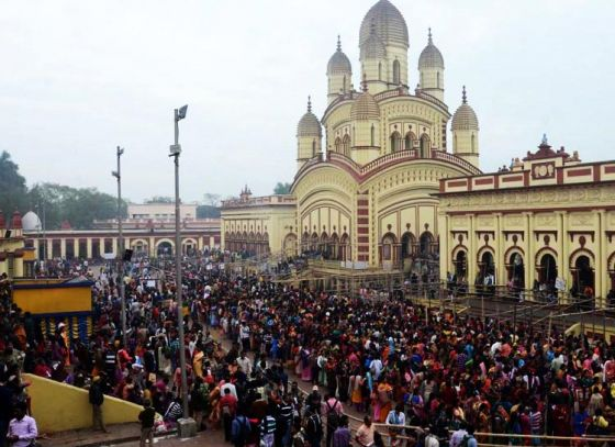 Dakhineshwar Temple to be painted with special paint for Devotees