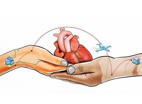 Heart transplant surgery in Kolkata for the first time