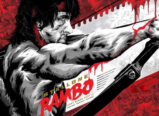"Rambo V: ""Nothing is over!"""