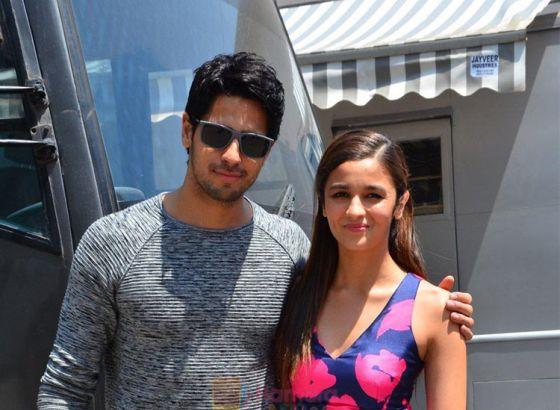 Siddharth Malhotra and Alia Bhatt comes together