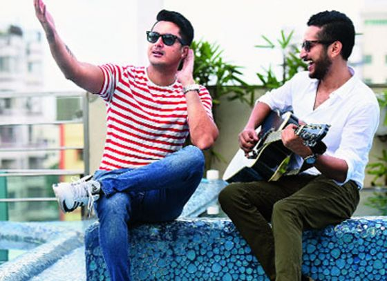 "This is how Jisshu became a part of Param's ""Sonar Pahar"""