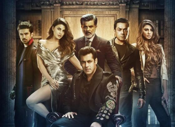 Check out the popular memes around the trailer of Race 3