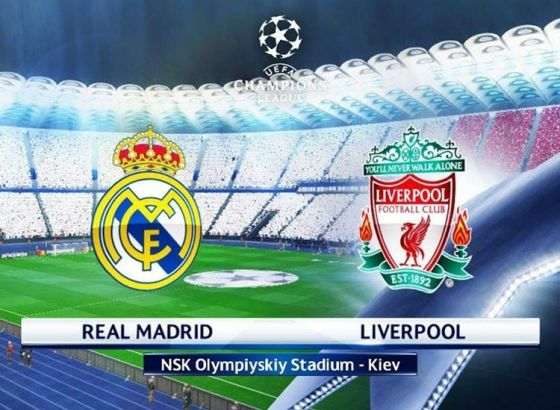 Liverpool takes on the might of Real Madrid in Champions League Final tonight