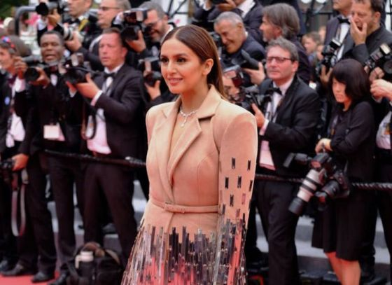 Huma Qureshi spreads awareness about sexual exploitation at Cannes