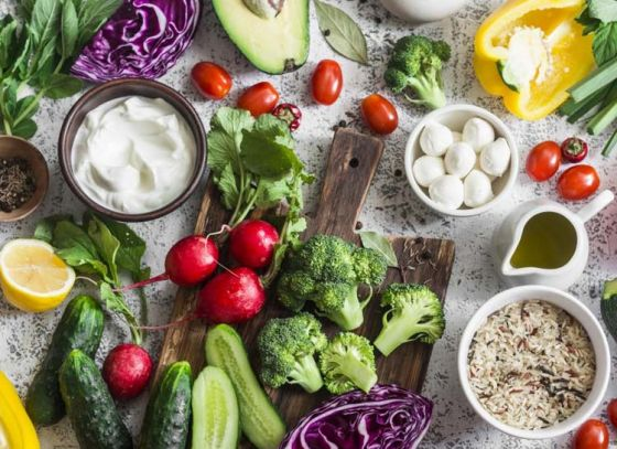 Five ways to stay healthy