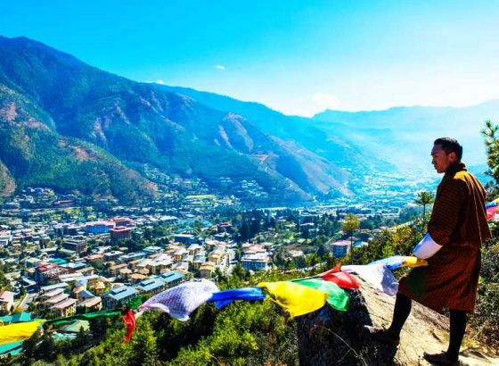 5 Must Visit Places in the 'Land Of Druk'