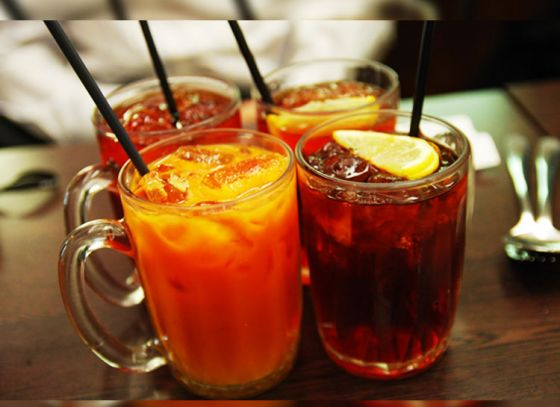 Chill out with 5 tea based lip-smacking beverages