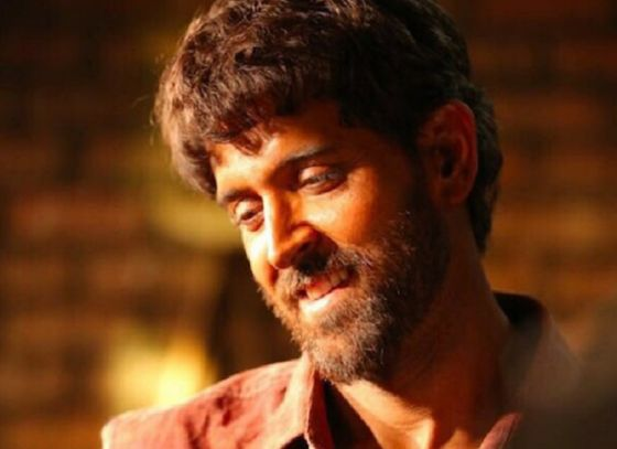 Hrithik's look in Super 30