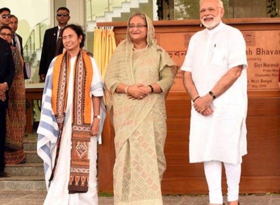 PM in Visva Bharati