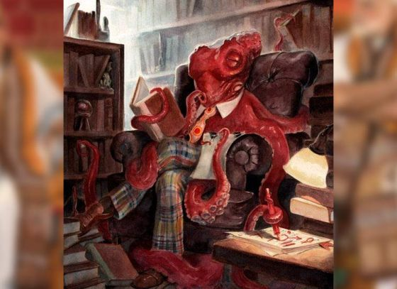Business Lessons From The Octopus!
