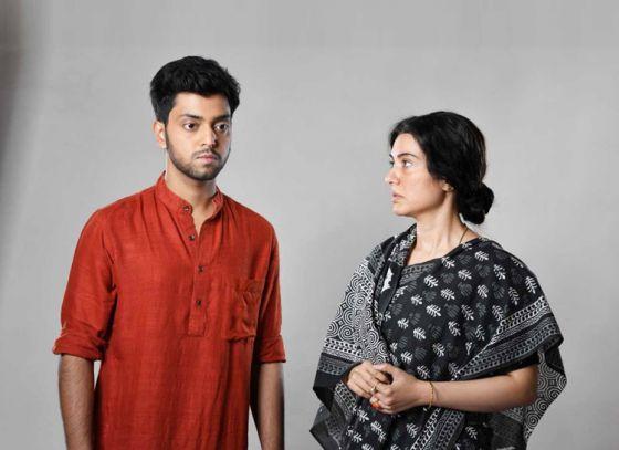 Arpita Chatterjee In A Mother-Son Tale
