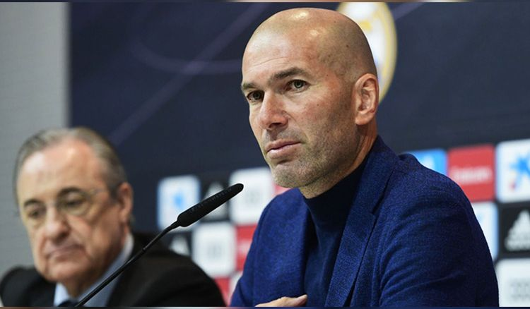 Zinedine Zidane Shockingly Quits Real Madrid After Champions League Win