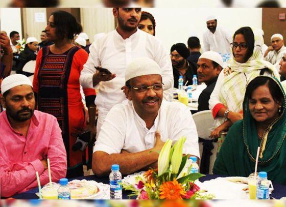 The Spirit of Ramadan Lionized at P.C Chandra Gardens