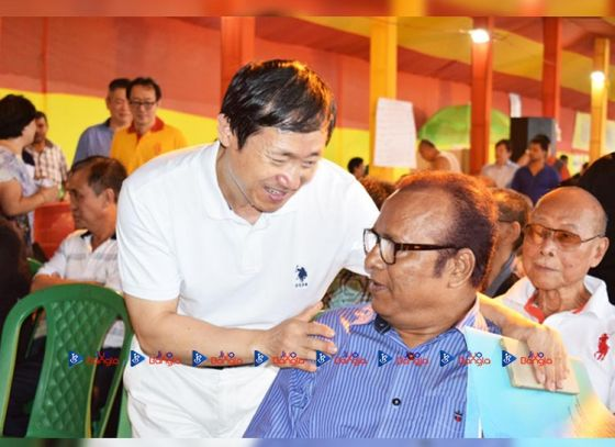 Chinese Dragon Boat Festival Kick Starts in Calcutta Boating and Hotel Resorts
