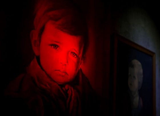 Most Haunted Paintings In The World That You Don't Want To Own, Ever!