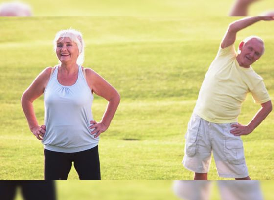 Exercise Benefits Whom: Older Men or Women?