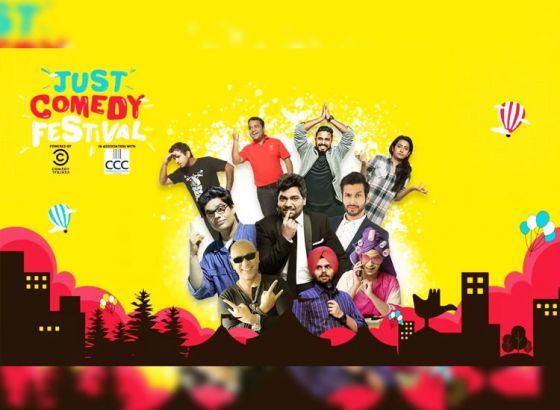 Kolkata Comedy Festival, 2018