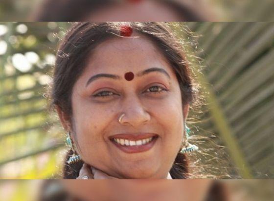 Actress Sangeetha Balan sent to Jail