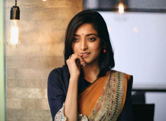 Actress Ishaa's love for Kolkata's food
