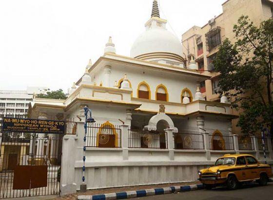 Kolkata's Japanese Buddhist Temple