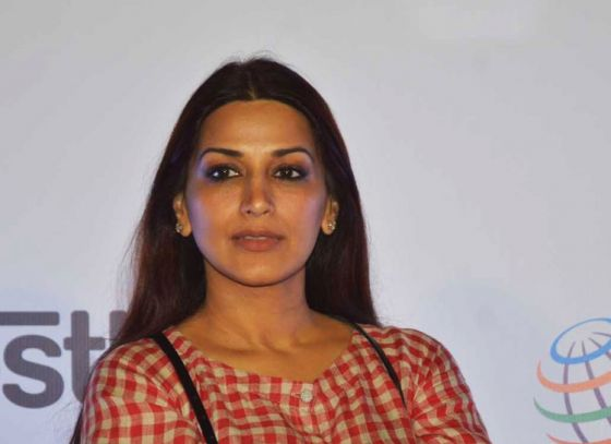 Cancer did not spare Sonali Bendre