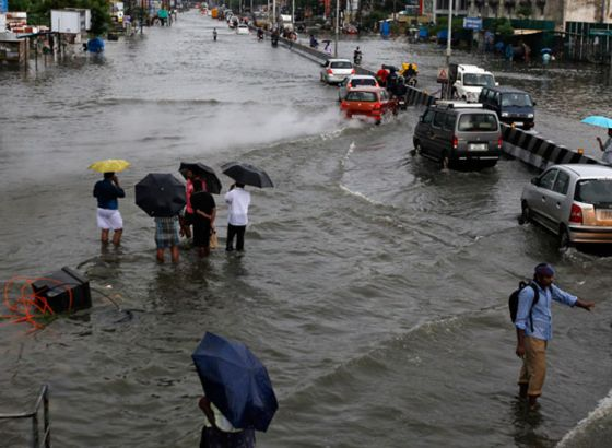 Essential survival skills in flooded areas