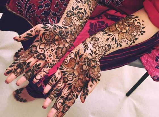 5 benefits of Mehndi